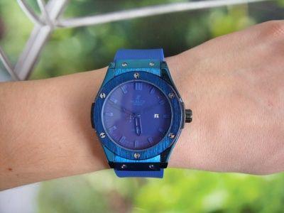 Часы наручные мужские HUBLOT Classic Fusion 581.NO.2610.RX реплика