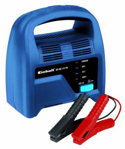 Зарядное устройство для автомобильных аккумуляторов Einhell BT-BC 7/1 PE