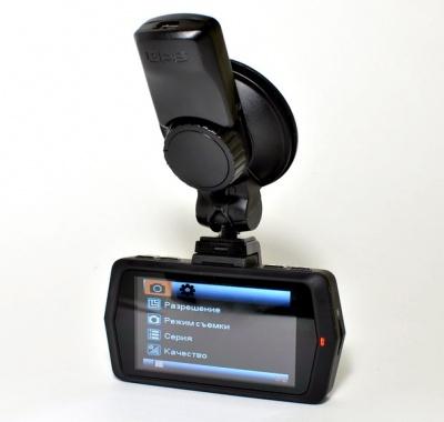 Видеорегистратор AdvoCam FD Black-GPS